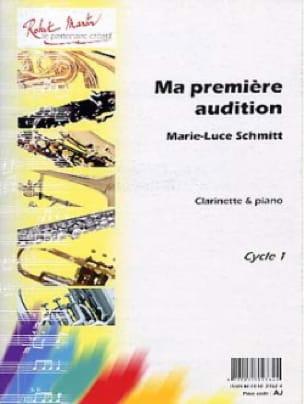 Ma première audition - Marie-Luce Schmitt - laflutedepan.com
