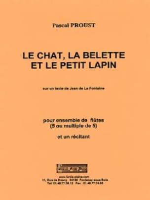 Le Chat, la Belette et le Petit Lapin - laflutedepan.com
