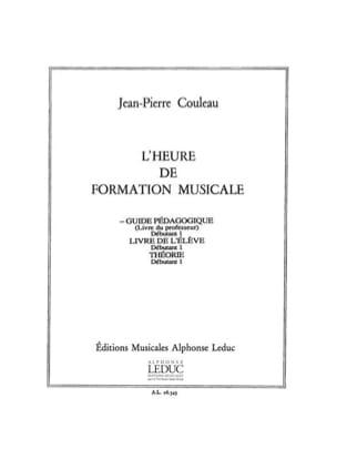 L' Heure de Formation Musicale - Débutant 1 - Professeur laflutedepan