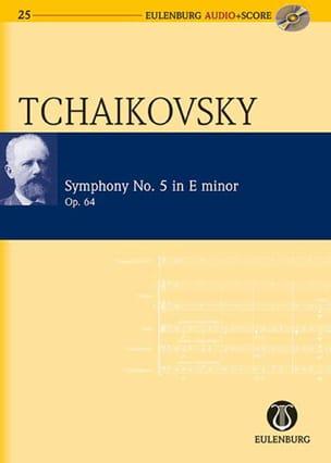 Symphonie N° 5 Op. 64 En Mi Mineur TCHAIKOVSKY Partition laflutedepan