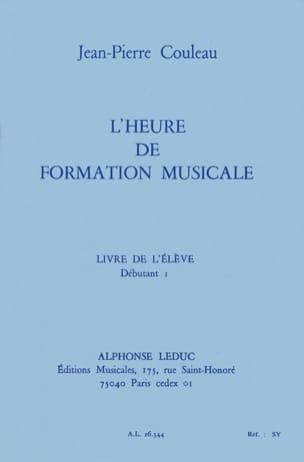 L'heure de FM - Déb. 1 - Elève Jean-Pierre Couleau laflutedepan