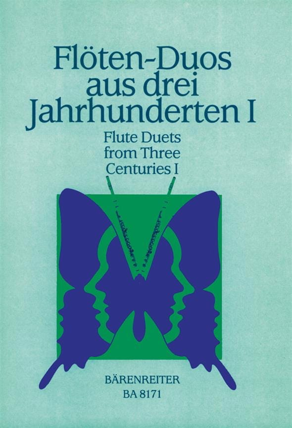 Flötenduos aus 3 Jahrhunderten - Bd. 1 - laflutedepan.com