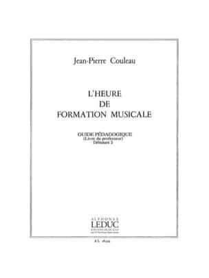 L'heure de FM - Déb. 2 - Prof. Jean-Pierre Couleau laflutedepan