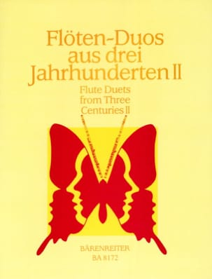 Flötenduos aus 3 Jahrhunderten - Bd. 2 laflutedepan