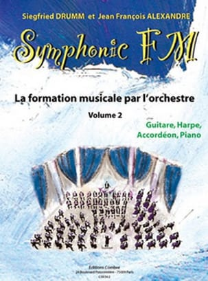 Symphonic FM Volume 2 - Guitare-Harpe-Accordéon-Piano laflutedepan