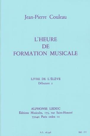 L' Heure de FM - Déb. 2 - Elève Jean-Pierre Couleau laflutedepan