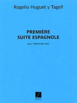 Rogelio Huguet Y Tagell - 1. Spanische Suite - Partition - di-arezzo.de