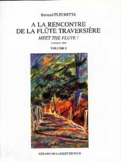 A la rencontre la Flûte Traversière - Volume 1 laflutedepan