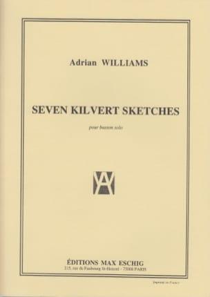 Seven Kilvert Sketches Adrian Williams Partition laflutedepan