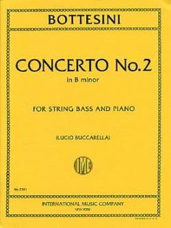 Concerto n° 2 in B minor - String bass BOTTESINI laflutedepan