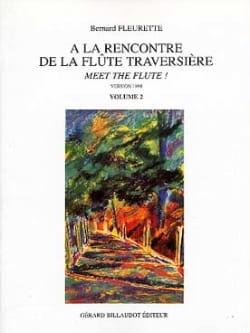 A la Rencontre de la Flûte Traversière - Volume 2 - laflutedepan.com