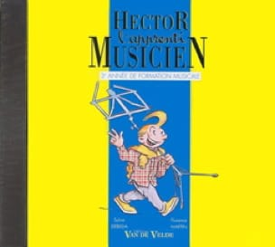 CD - Hector L'apprenti Musicien - Volume 3 - laflutedepan.com
