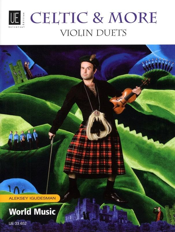 Celtic & More Violin Duets - Aleksey Igudesman - laflutedepan.com