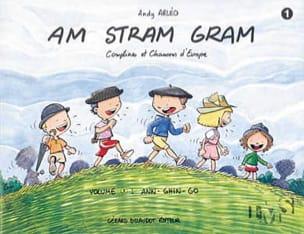 Am-Stram-Gram - Volume 1 Andy Arleo Partition Solfèges - laflutedepan