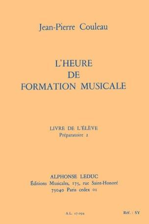 L'heure de FM - Prép. 2 - Elève Jean-Pierre Couleau laflutedepan