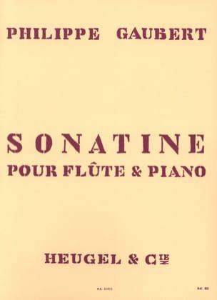 Philippe Gaubert - sonatine - Partition - di-arezzo.es