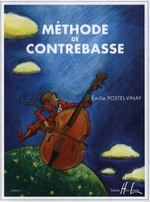 Méthode de contrebasse Emilie Postel-Vinay Partition laflutedepan