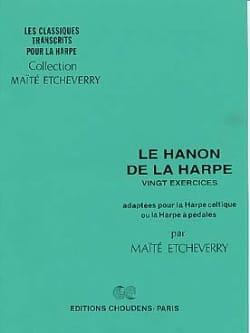 Hanon De la Harpe 20 Exercices Etcheverry / Hanon laflutedepan