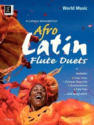 Afro Latin Flute Duets Florian Bramböck Partition laflutedepan
