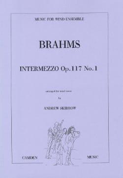 Intermezzo, Op. 117 N°1 - Nonette A Vents BRAHMS laflutedepan