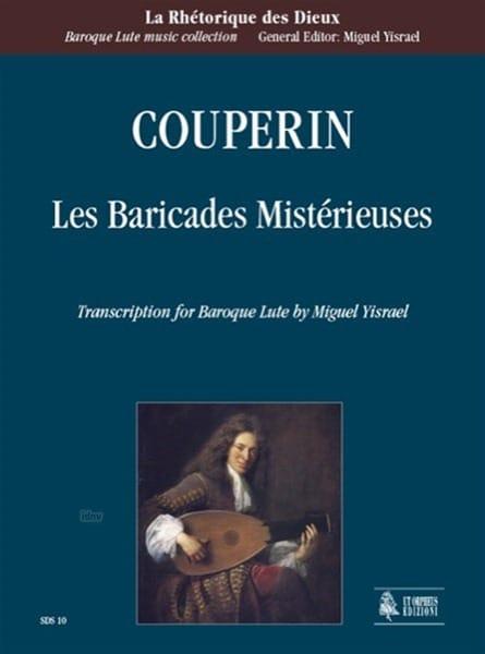 Les Baricades Misterieuses - COUPERIN - Partition - laflutedepan.com