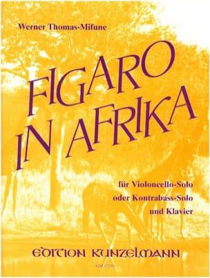 Figaro in Afrika Werner Thomas-Mifune Partition laflutedepan