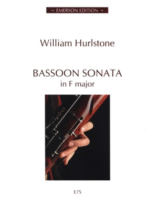 Sonate - Basson et Piano William Yeates Hurlstone laflutedepan