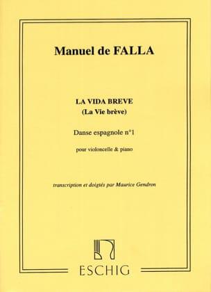 Danse espagnole n° 1 extr. La Vida breve DE FALLA laflutedepan