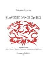 Danse Slave, Op. 46 N°2 - Nonette à Vents DVORAK laflutedepan