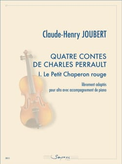 4 Contes de Charles Perrault - 1. Le petit Chaperon rouge laflutedepan
