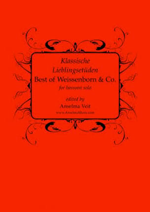 Best of Weissenborn & Co - Basson - Anselma Veit - laflutedepan.com