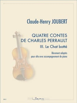 4 Contes de Charles Perrault - 3. Le Chat Botté laflutedepan