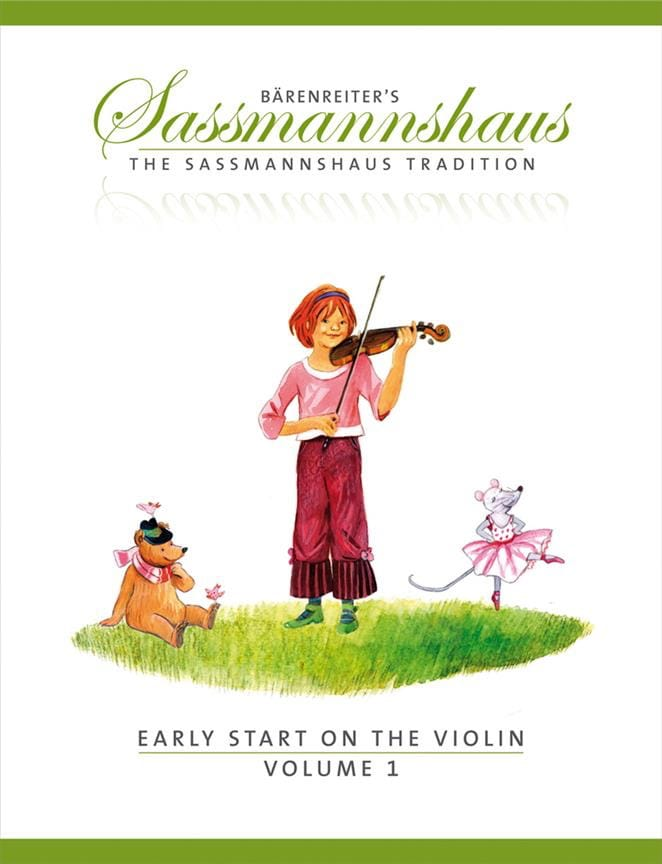 Early Start On The Violin Volume 1 - laflutedepan.com