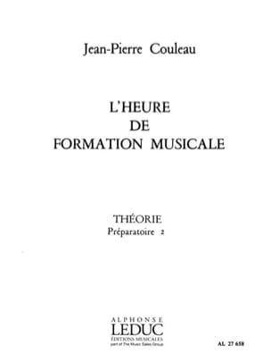 Jean-Pierre Couleau - FM Time - Theory - Prep. 2 - Partition - di-arezzo.co.uk