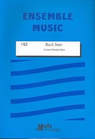 Bach Suite -Ensemble BACH Partition ENSEMBLES - laflutedepan