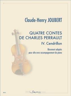 4 Contes de Charles Perrault - 4. Cendrillon laflutedepan