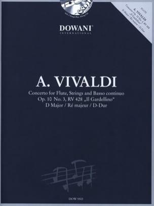 Concerto pour flûte op. 10 n° 3 - RV 428 Il Giardinello ré maj. laflutedepan