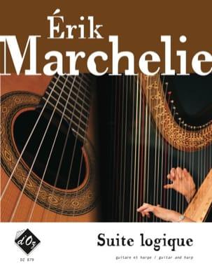 Suite logique Erik Marchelie Partition 0 - laflutedepan