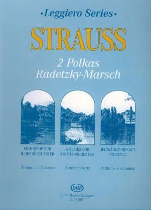 2 Polkas und Radetzky-Marsch - junior String Orch. laflutedepan