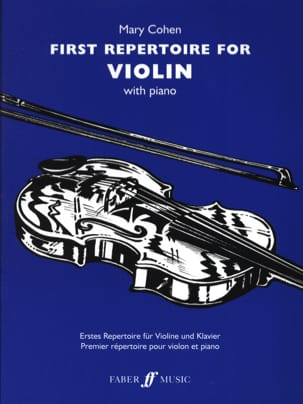 First Repertoire for Violon Mary Cohen Partition Violon - laflutedepan