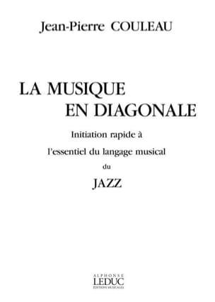 La Musique en diagonale Jean-Pierre Couleau Partition laflutedepan