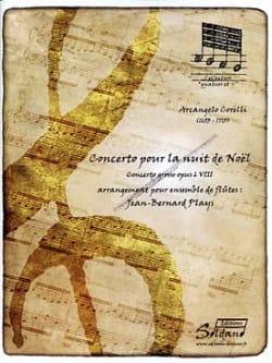 Concerto Pour la Nuit de Noël Ensemble de Flûtes CORELLI laflutedepan