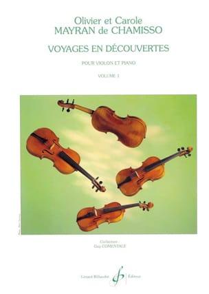 Voyages en découvertes, Volume 1 laflutedepan