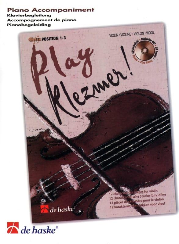 Play Klezmer Accompagnement - Partition - laflutedepan.com