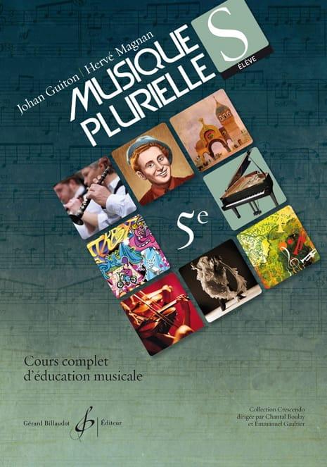 Musiques plurielles 5ème - Elève - laflutedepan.com