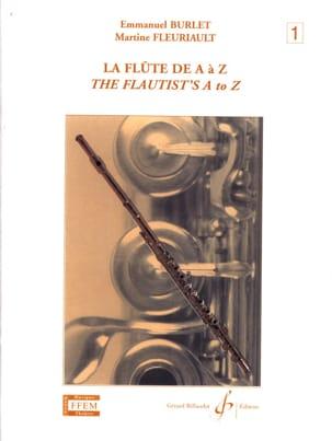 La Flûte de A à Z - Volume 1 - laflutedepan.com