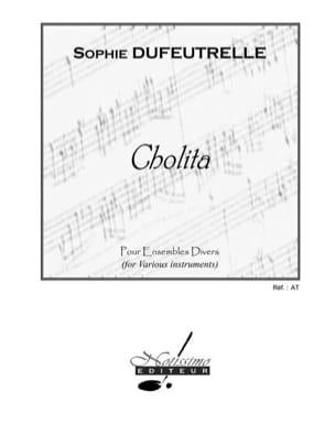 Cholita Sophie Dufeutrelle Partition Quintettes - laflutedepan