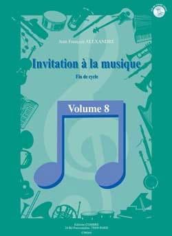 Invitation A la Musique - Volume 8 laflutedepan