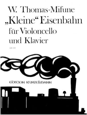 Kleine Eisenbahn - Cello Klavier Werner Thomas-Mifune laflutedepan
