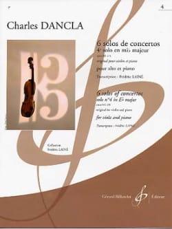 4e Solo de Concerto en mib majeur op. 141 N° 6 - alto laflutedepan